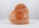 Himalaya Salt värmeljushållare - Hjärtform - 0,8-1,5kg