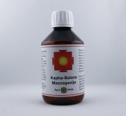Kapha-balans massageolja