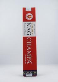 Golden Nag Champa rökelse - 15g