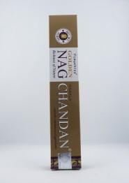 Golden Nag Chandan rökelse - 15g