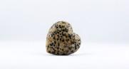 Dalmatiner karneol hjärta | trumlade spets stav kristaller slipade stenar healing stenar chakra stenar