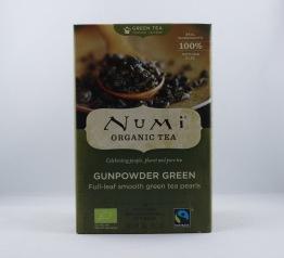 Gunpowder green te (eko & fairtrade) - Tepåsar 36g