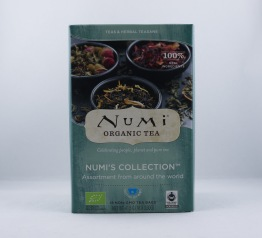 Numi's collection te (eko & fair trade) - Tepåsar 40g