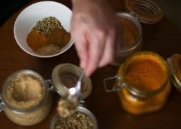 Blanda ditt egna te - Lösvikt 100g