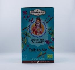 Talk to me te (eko) - Tepåsar 32g