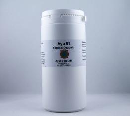Yogaraj Guggulu - Tabletter 2 månader