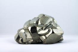 Pyrit/kattguld kluster   trumlade spets stav kristaller slipade stenar healing stenar chakra stenar - Pris: ca 255-1595kr, Gram: ca 142-893g