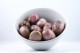 Rodonit kristaller/ädelstenar | trumlade spets stav kristaller slipade stenar healing stenar chakra stenar - Pris: ca 35-100kr/st, Gram: 1,60kr/g