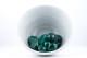 Malakit kristaller/ädelstenar   trumlade spets stav kristaller slipade stenar healing stenar chakra stenar - Pris: ca 20-80kr/st, Gram: 3kr/g