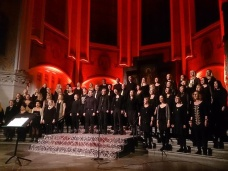 Konsert i Sankt Johannes kyrka