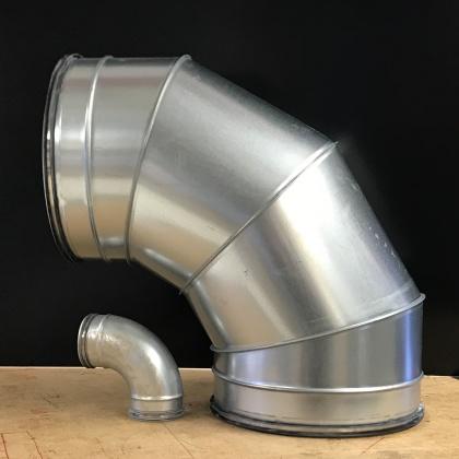 Plåtcentrum hjälper dig med ventilation i både stort och smått