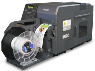 Epson ColorWorks C7500 Färgskrivare Färg printer  . Labeltec.se