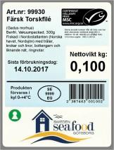 Fiskidag  HAV och VATTEN Felths fisk Smögendelikatesser