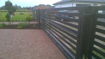 staket, grind Margareta