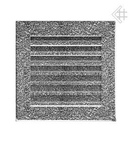 GALLER pulverlackerat FRESH 17/17 -  silver - svart