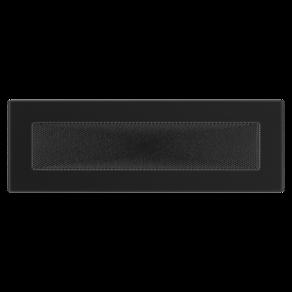 GALLER pulverlackerat 11/32 - svart