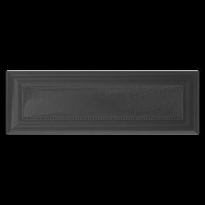 GALLER pulverlackerat OSCAR 11/32 - grafitgrå