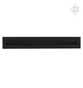 GALLER-LUFT 60x600 mm svart