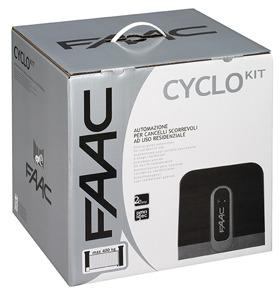 Villagrindautomatikpaket Cyclo