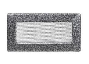 GALLER pulverlackerat 11/24 -silver/svart