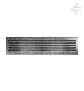GALLER pulverlackerat FRESH 17/70 -  silver - svart