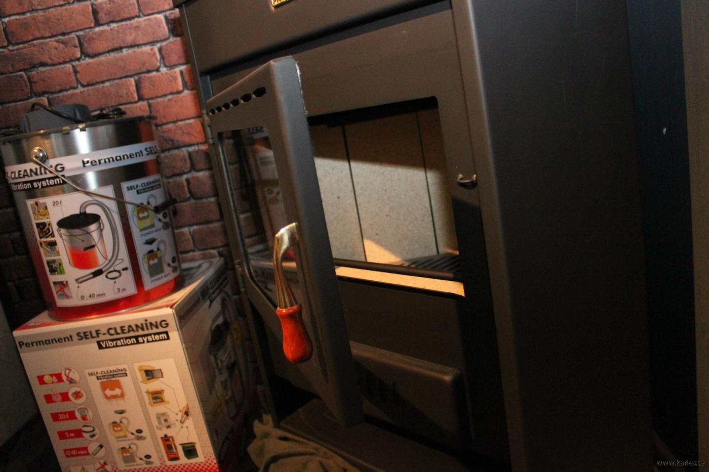 Vattenmantlad braskamin apollo 18 kw hÖrn   kokplatta 40% rabatt ...