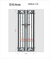 dörr D10 dubbel ARNE