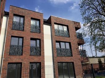 balkongräcke, modern
