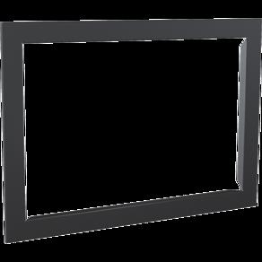 DESIGN / OMRAMNING av stål till spisinsatser AQUARIO