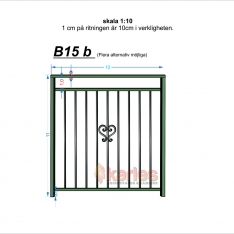 B 15b  L