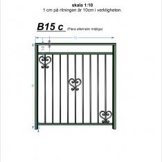 B 15c  L