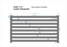 MARGARETTA modell