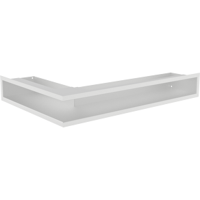 GALLER-LUFT-HÖRN 40x60x9 cm VIT