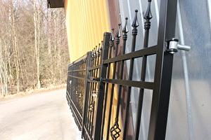 Paket grindar_ BILGRIND_ GÅNGGRIND_ N3_ VARMFÖRZINKAT_ PULVER_ H.115-9