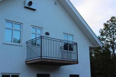 balkongräcke B6
