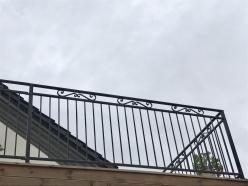 balkongräcke B10