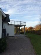 balkongräcke B8, Falkenberg