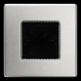 GALLER 11/11 - silver / rostfri