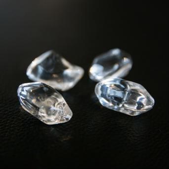Dekorativa kristaller_ FIRE GLASS  till etanol spisar_ 1 kg