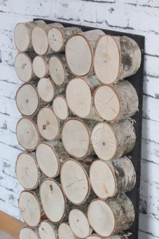 Dekorativ träpanel DECO_ BJÖRK