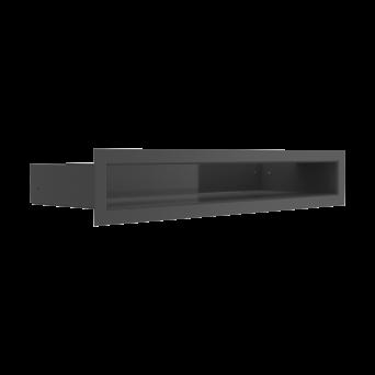 GALLER-LUFT 60x400 mm SVART
