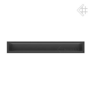 GALLER-LUFT 90x600 mm GRAFITGRÅ