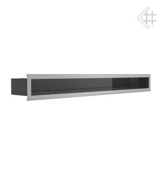 GALLER-LUFT 90x800 mm SILVER/ROSTFRI