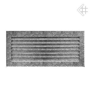 GALLER pulverlackerat FRESH 17/37 -  silver - svart