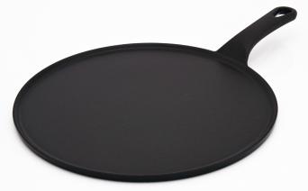 Chasseur gjutjärns stekpanna för pannkakor  ___  ∅ 28 cm _ SVART