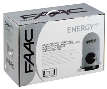 FAAC drivutrustning, Paketlösning: Energy Kit