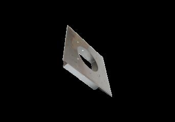 Inmurningsplåt för Tigex 25