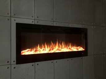 Elektrisk eldstad MAJESTIC 50