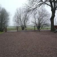 Grind, staket Riddarhagen  (2)