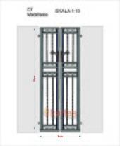 dörr D7 dubbel Madeleine